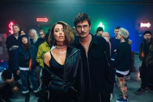 Надя Дорофєєва і Позитив стали надлюдьми у новому вогняному кліпі