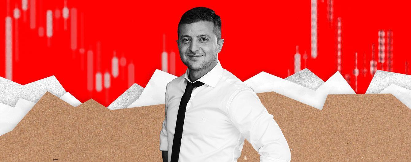 Зеленський знову отримав найбільше симпатій українців під час соцопитування. Порошенко – другий