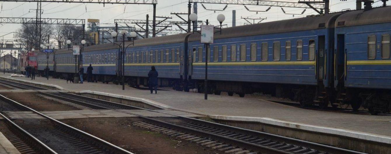На Львовщине поезд сбил насмерть мужчину