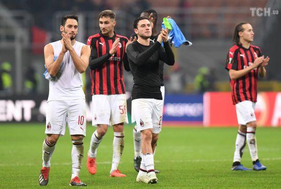 """УЄФА покарав """"Мілан"""" штрафом та обмежив заявку на єврокубки, клуб знову піде до Лозанни"""