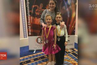 7-летние одесситы стали чемпионами мира по латинским танцам