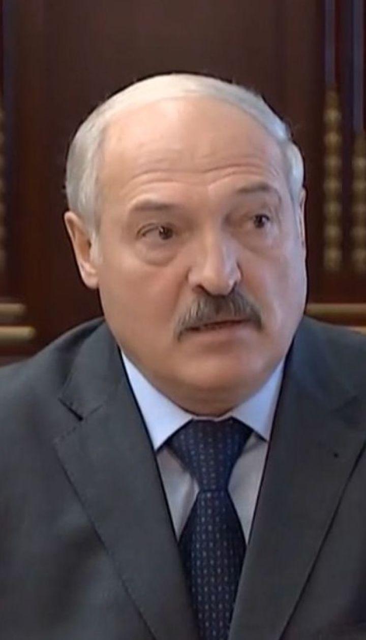 Лукашенко заявив, що Росія намагається приєднати до себе Білорусь
