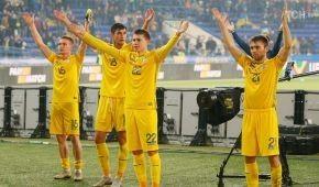 Стало відомо, де збірна України проведе другий матч відбору Євро-2020