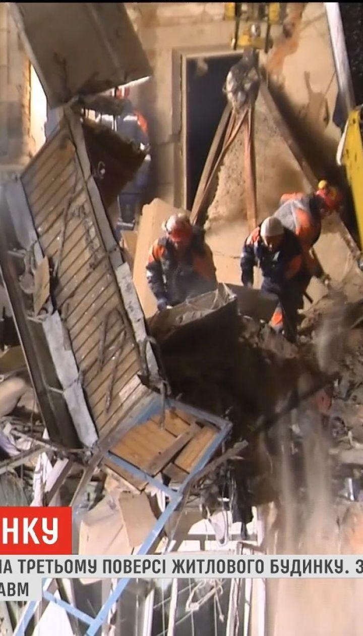 Взрыв в Фастове: одного пострадавшего выписали из больницы