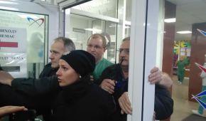 В Киеве полиция задержала четырех праворадикалов из-за конфликта в Институте сердца