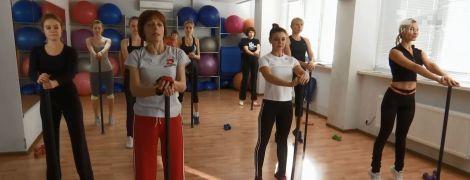 Фитнес-тренер из Херсона попала в Книгу рекордов Украины
