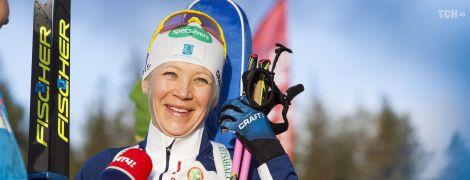 Біатлон. Макаряйнен виграла гонку переслідування на Кубку світу, Підгрушна не фінішувала