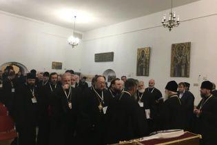 Объявлено об официальном начале Объединительного собора
