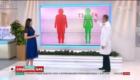 Эндокринолог Александр Богатырев - о связи щитовидной железы с обменом веществ