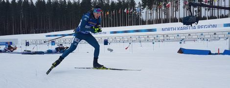Збірна України з біатлону останньою фінішувала в міксті на Кубку світу в Солт-Лейк-Сіті