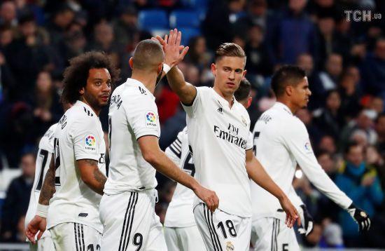 """""""Реал"""" після ганебної поразки у Лізі чемпіонів здобув мінімальну перемогу в поєдинку Примери"""