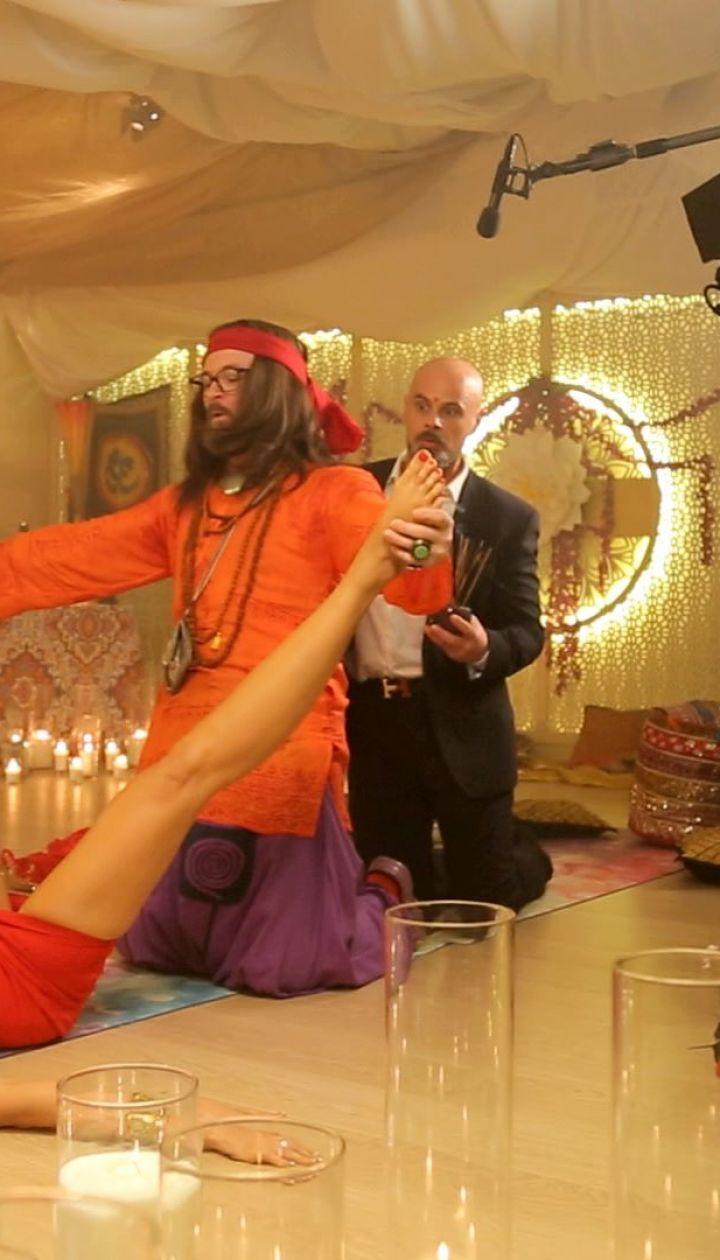 """Секс-гуру Дзидзьо, съемки """"Свингеров"""" и самые горячие премьеры"""