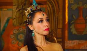 Катерина Кухар прокоментувала скандал навколо Полуніна, з яким мала виступити у Національній опері