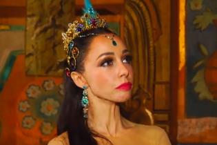 Екатерина Кухар прокомментировала скандал вокруг Полунина, с которым должна была выступить в Национальной опере