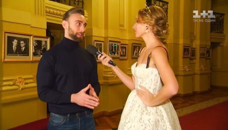 """Іраклі Макацарія розповів про """"Танці з зірками"""" у Грузії та як буде виступати з Яною Заєць"""