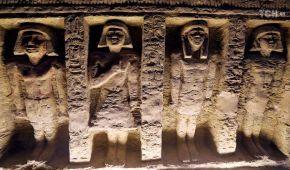 В Єгипті знайшли незайману гробницю стародавнього жерця: як дивовижне місце виглядає зсередини