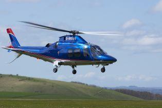 В Украине планируют запустить вертолетный транспорт