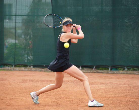 Юна українська тенісистка завоювала четвертий трофей в сезоні