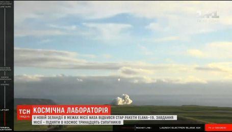 В Новой Зеландии состоялся старт ракеты Elana-19