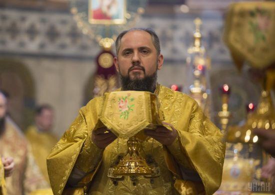 Онуфрій буде тільки митрополитом РПЦ в Україні