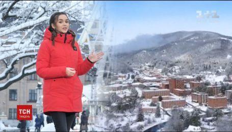 Украину в ближайшее время скуют крепкие морозы