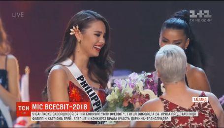 """Титул """"Мисс Вселенная-2018"""" завоевала представительница Филиппин"""