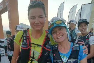 """Украинка выиграла """"бронзу"""" в самом длинном пустынном ультрамарафоне"""