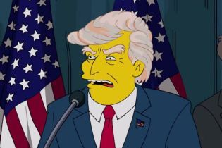 """Президентство Дональда Трампа и масса Бозона Хиггса: предсказания из """"Симпсонов"""", которые стали реальностью"""