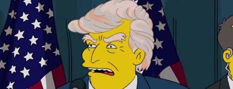 """Президентство Дональда Трампа та маса Бозона Хіггса: передбачення з """"Сімпсонів"""", що стали реальністю"""
