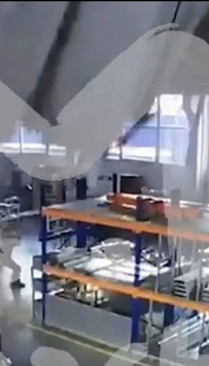 В российском Дзержинске на заводе обрушилась крыша