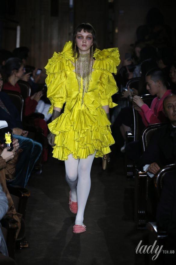 Коллекция Gucci прет-а-порте сезона весна-лето 2019_8