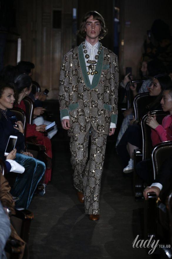 Коллекция Gucci прет-а-порте сезона весна-лето 2019_13