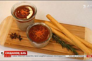 Печеночный паштет с винным желе - рецепты Руслана Сеничкина