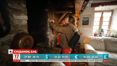 Мой путеводитель. Альпы - 100-летние дома и двери в Нарнию