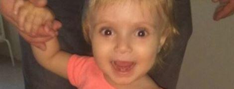 Годовалая Кира несколько раз была не грани жизни, ребенку нужна немедленная операция