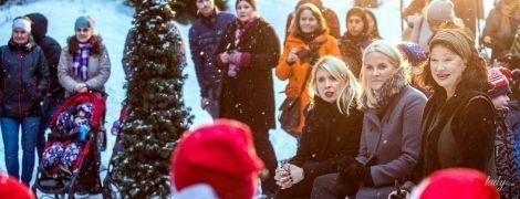 Любит колядки: кронпринцесса Метте-Марит посетила праздничный фестиваль