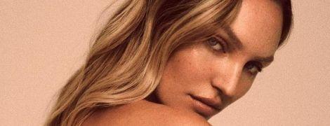 Игривая и нежная: Кэндис Свэйнпоул снялась в необычном фотосете