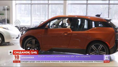 В Украине упростили правила регистрации авто, а электромобили могут подешеветь вдвое
