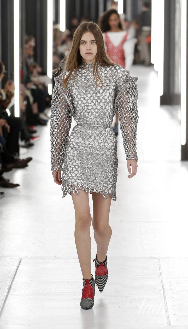 Колекція Louis Vuitton прет-а-порте сезону весна-літо 2019 @ East News