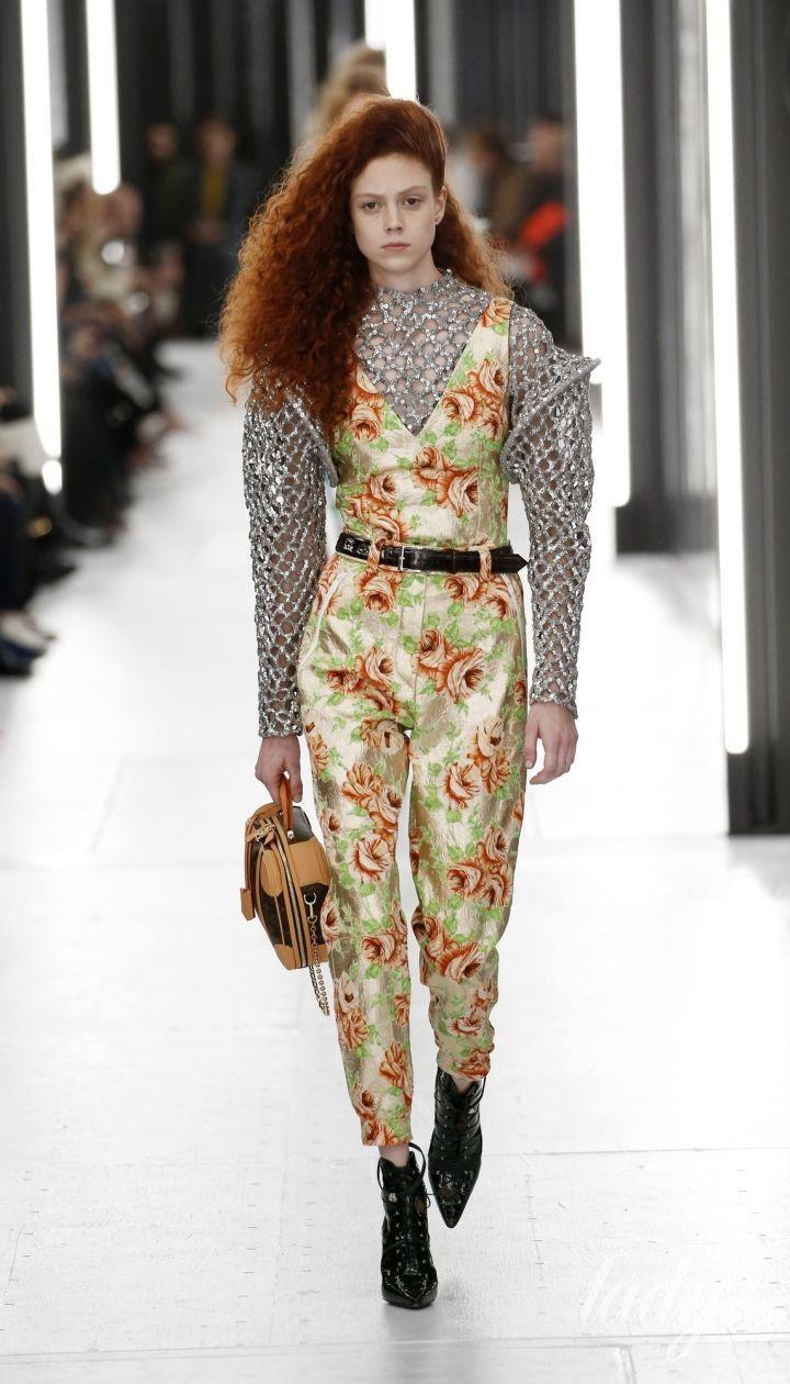 Коллекция Louis Vuitton прет-а-порте сезона весна-лето 2019