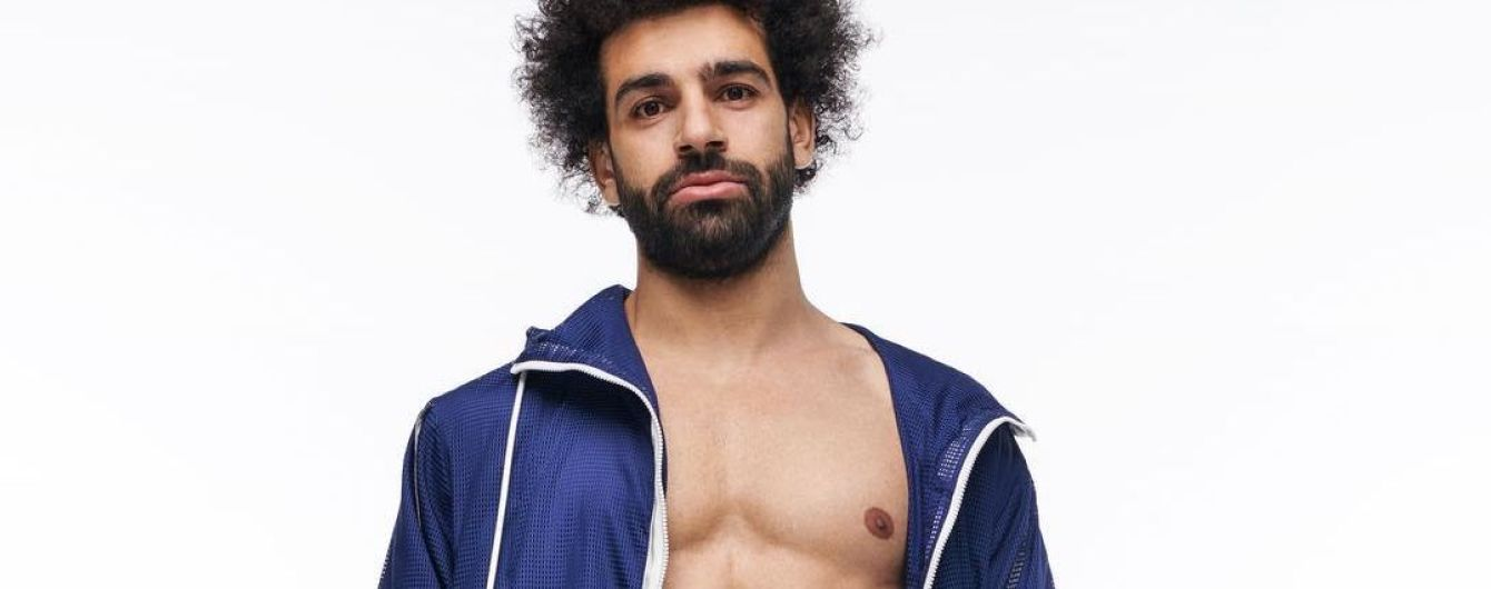 Стиляга. Салах в эпатажном образе попал на обложку мужского журнала