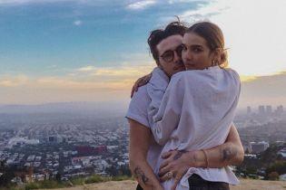 В обіймах нової подруги: Бруклін Бекхем показав, як проводить час зі своєю коханою