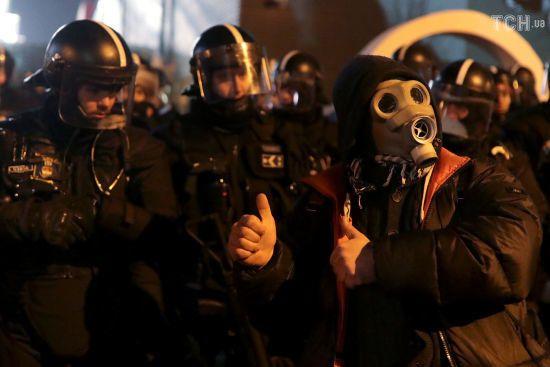 Угорщина продовжує потерпати від антиурядових протестів