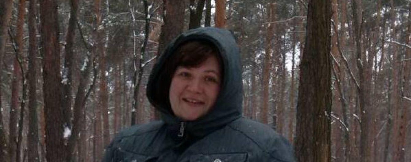 Оксана просит помощи, чтобы одолеть болезнь
