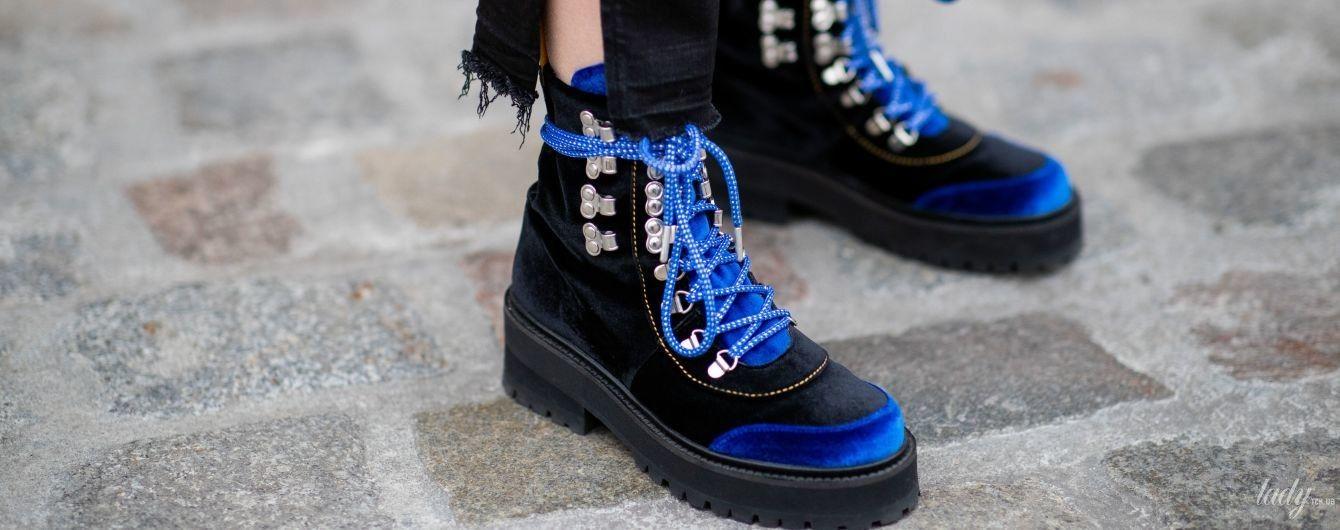 Как носить ботинки с заклепками