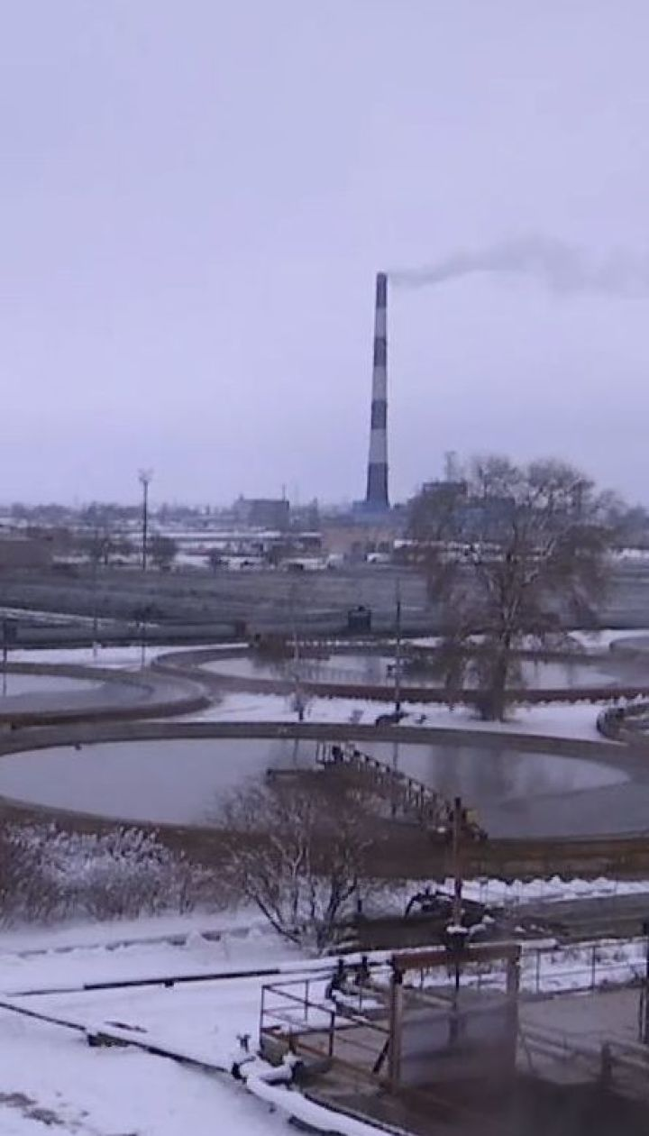 Із-під водопровідних кранів українців тече вода з небезпечними домішками