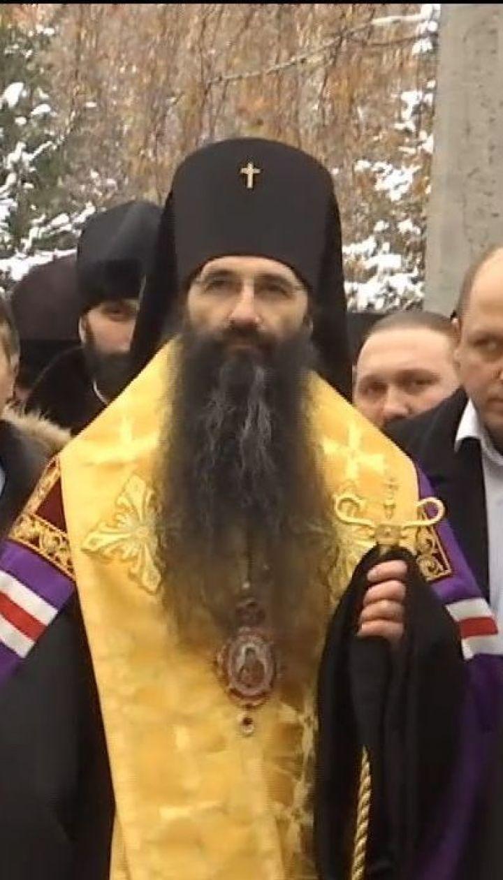 До Вінниці приїхав новий ставленик Московського патріархату Варсофоній