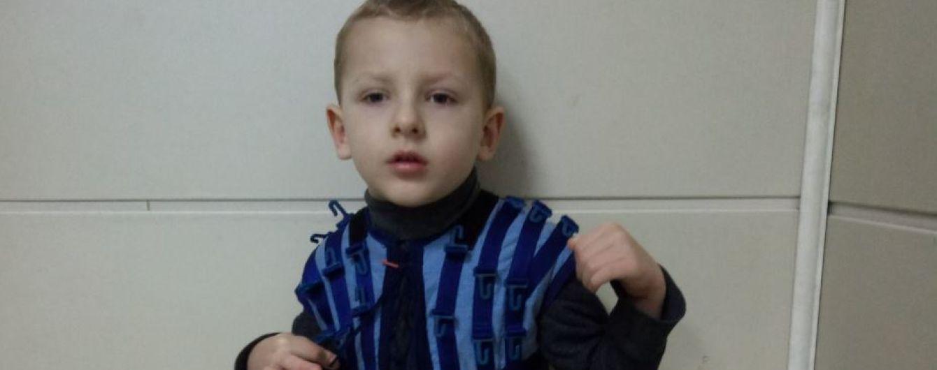 Родители Станиславчика просят помощи в лечении сына
