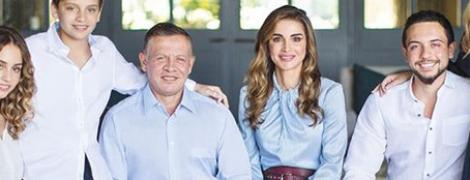 Щасливі разом: королева Ранія опублікувала миле сімейне фото
