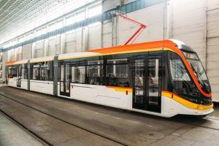 У Києві запустять десять інноваційних українських трамваїв